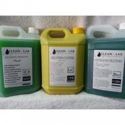 Productos de limpieza Hostelería- Lote 4 productos