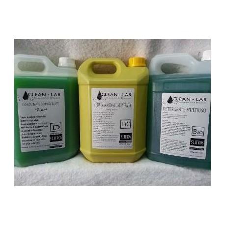 Productos Limpieza Empresas- Lote 4 Productos