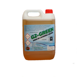 Detergente líquido para lavado ropa blanca y color 5 L