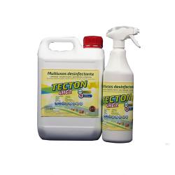 Limpiador Desinfectante Bactericida HA 5L