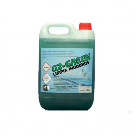 Limpia Inodoros Perfumado 1 L Caja 15 unidades
