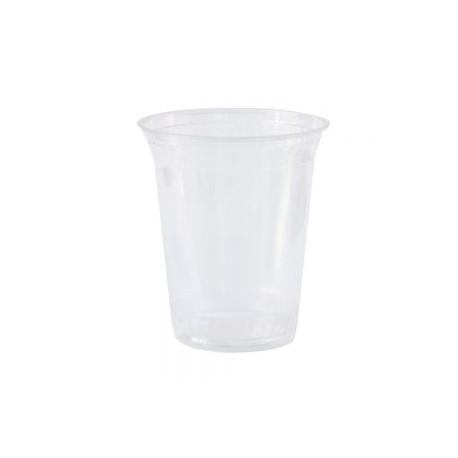 Vaso PLA Compostable 200 ml transparente 1500 unid