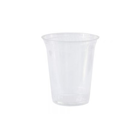 Vaso PLA Compostable 200 ml transparente 1500 unid