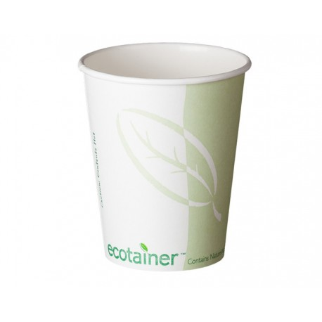 Vaso papel 360 ML BIODEGRADABLE