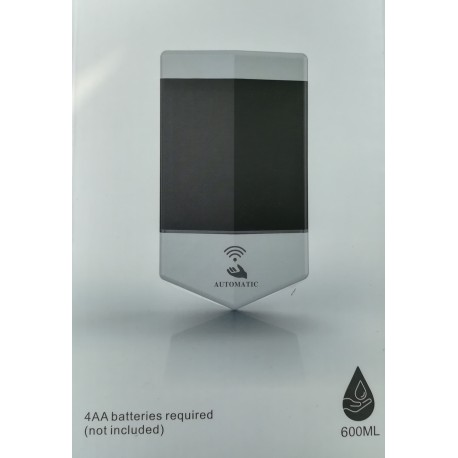 Dispensador automático Gel hidroalcohólico