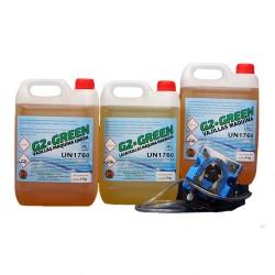 Detergente Lavavajillas Máquina Aguas Blandas 6Kg