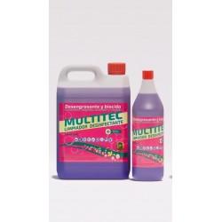 Limpiador desinfectante desengrasante 5L