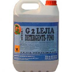Limpiador Lejía Detergente Pino 5 L