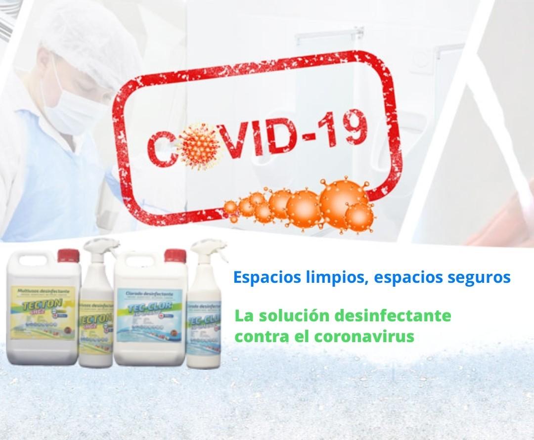 Desinfectantes Bactericidas 5 Litros